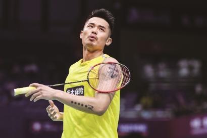 中国羽毛球大师赛频频爆冷 林丹惨败日