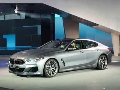 宝马8系新车发布,颜值与实用的完美结合,不来了解一下?