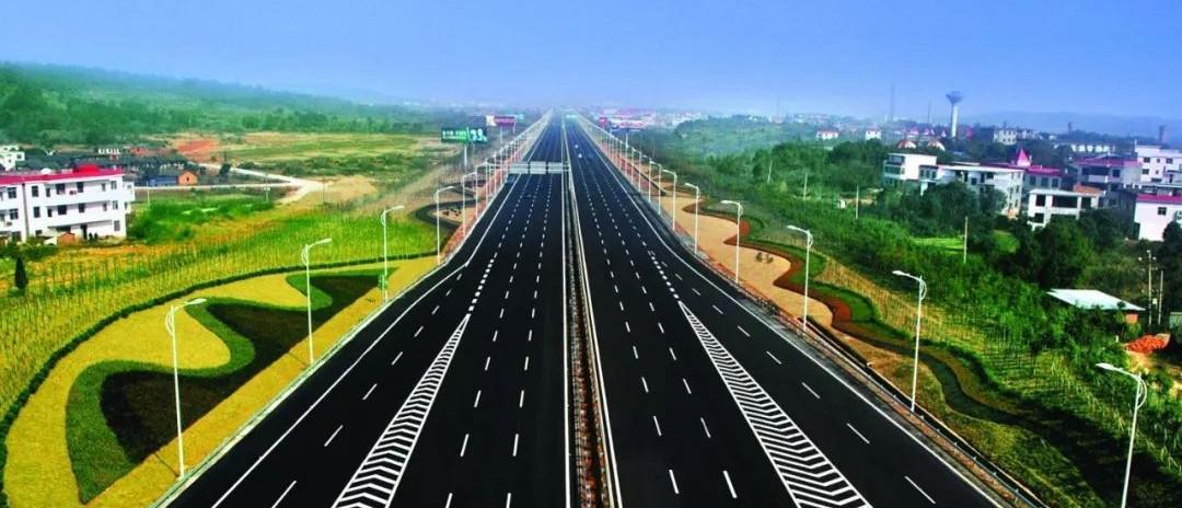 扩建后的昌九高速国庆节前通车 九江到南昌只需1小时