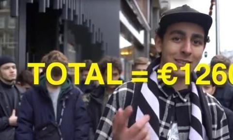 欧洲潮男怎么搭配?一件香奈儿夹克8000欧!能让我摸摸吗?