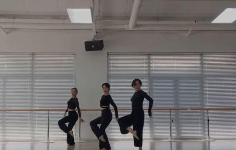 孙莉晒跳舞视频,黄磊羡慕喊话:我也想瘦