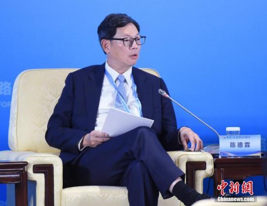 香港金管局总裁陈德霖撰文吁守护香港国际金融中心