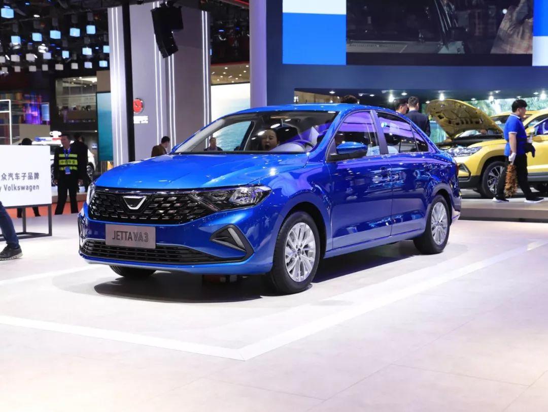 6.58万起,捷达品牌第一台轿车上市了!