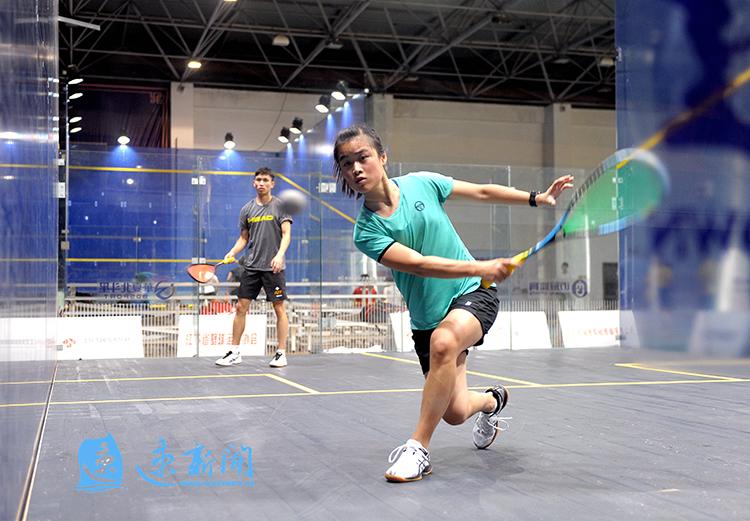 80名选手已就绪  2019中国国际壁球精英赛暨江苏壁球公开赛明日开赛