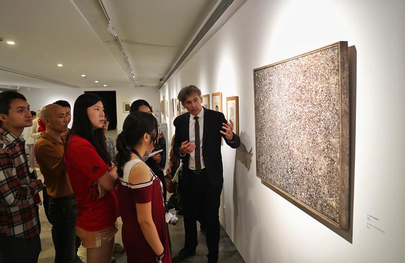 视频丨免费对外开放的这两个法国现当代艺术展,探索着这家老牌民营美术馆的空间包容性