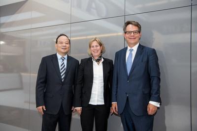 宁德时代与戴姆勒达成协议,2021年起为电动卡车提供电池 | 美通社