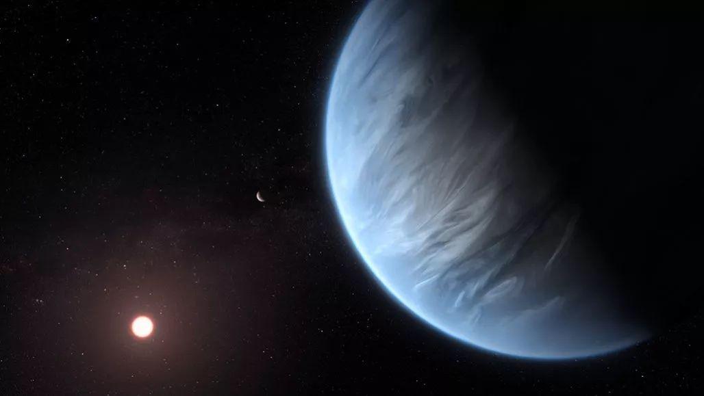 这是目前观测到的最适合居住的系外行星