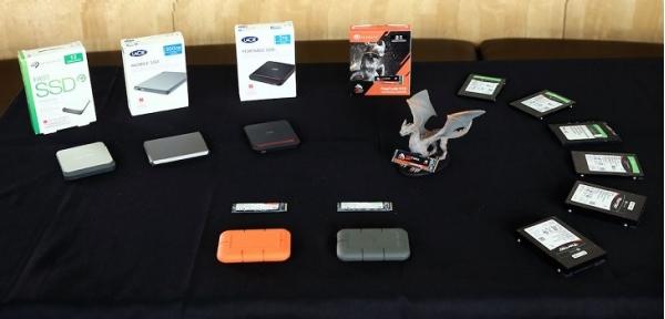 """希捷SSD产品线""""全明星阵营""""亮相"""