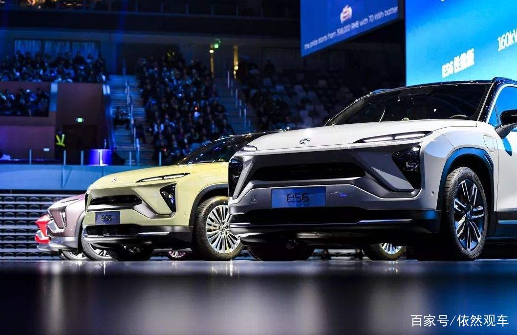 新能源汽车未来的发展已成趋势?蔚来以来,你来不来