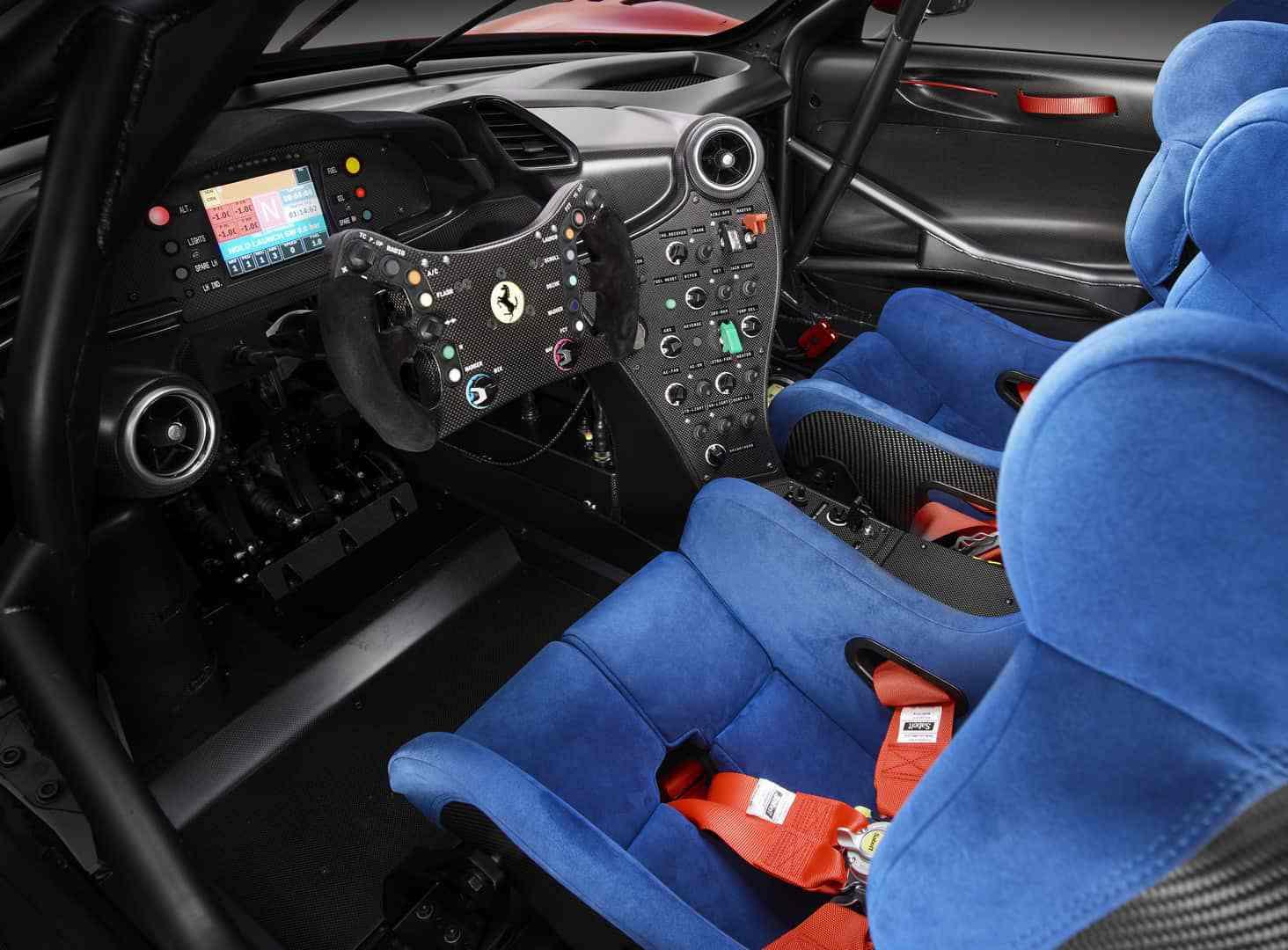 历经4年打造,全球唯一一台,法拉利P80/C跑车太帅了