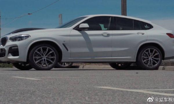 视频:全新宝马X4划时代的中型COUPE SUV,驾驶感受不错哈!
