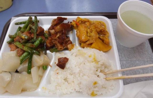 德国人的食堂,日本人的食堂,看完中国的,外国网友:打扰了