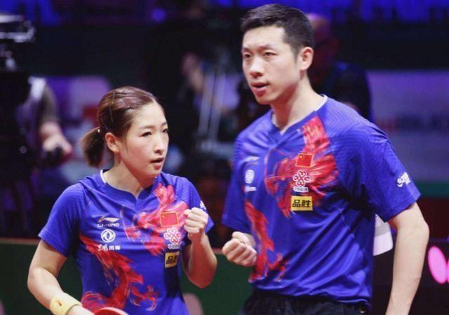乒乓球亚锦赛:日本队混双全军覆没!国乒组合全胜不败挺进前4名