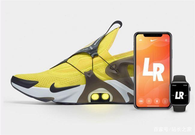 耐克新鞋亮了!可通过Apple Watch和Siri系绑鞋带