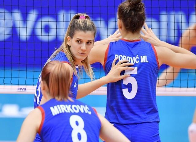 女排世界杯首爆大冷!荷兰惨败,塞尔维亚重炮力压耶斯狂刷35分