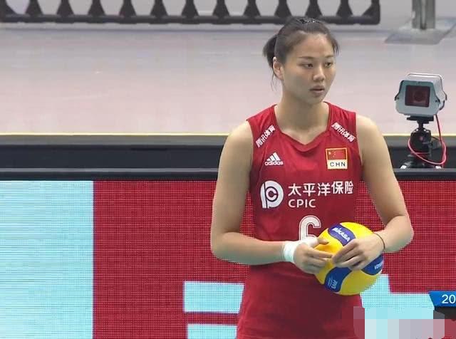 女排世界杯第四轮,中国3:0血洗多米尼加,李盈莹碰伤小宇下场