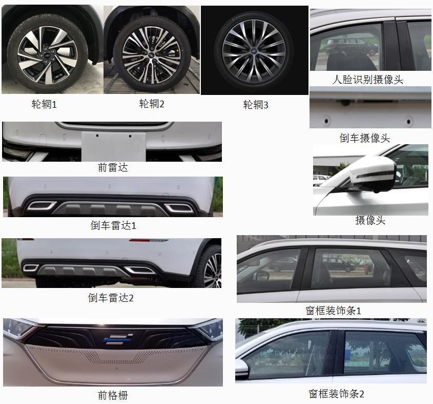 第324批新车公示:长安欧尚X7/领克05 PHEV重点车型解读