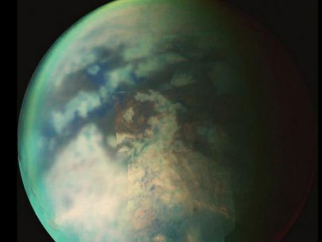 奇特卫星!大气层比地球还厚,还有巨大无比的液态海洋!