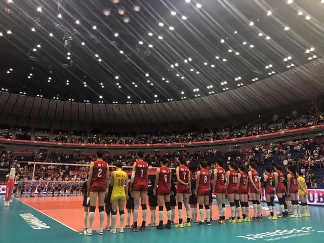 女排世界杯前三轮最佳阵容出炉!中国女排四连胜,却无人上榜