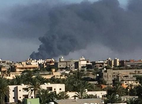 翼龙刚炸毁5个机库,土耳其反手炸死3名军人,美:或损失几亿美元