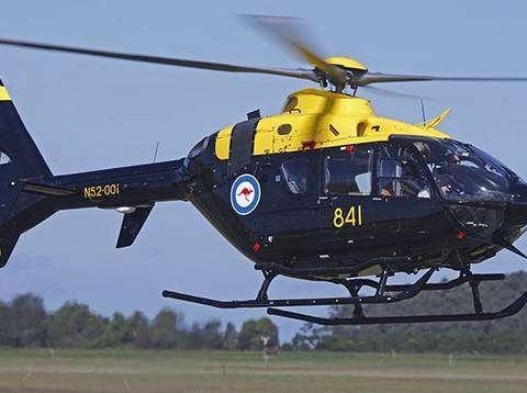 罗马尼亚内政部订购三架空客H135直升机用于空中医疗服务