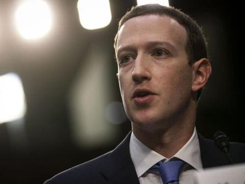 扎克伯格即将会晤美国议员 商讨互联网监管问题