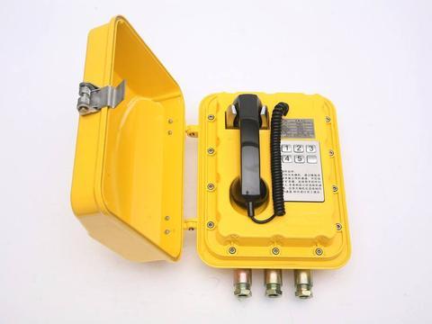 防爆扩音对讲设备在油库中的使用