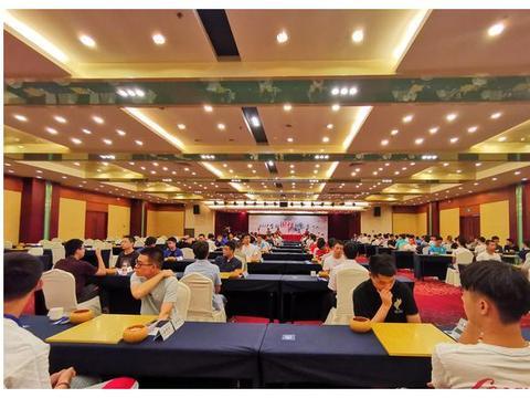 2019年全国围棋个人赛鸣枪开赛杭州市围棋队54人参赛