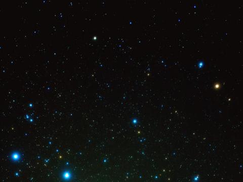 """北斗七星中有""""入侵者"""",并不属于银河系,它是如何伪装进来的?"""