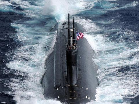 中美俄核潜艇噪音有多大?美95分贝,俄100分贝,中国核潜艇如何