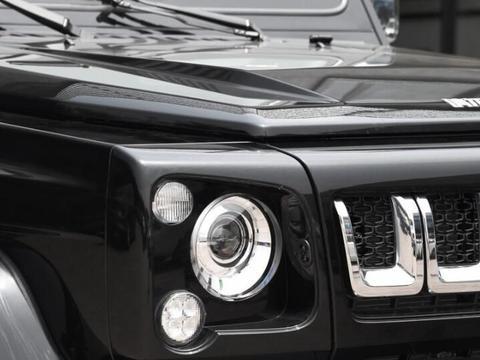 买不起奔驰G就选它,外观硬朗霸气,配2.3T发动机,29.8万起售