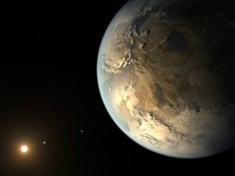距地球42光年,又一颗类地行星被找到,或拥有大气层和液态水