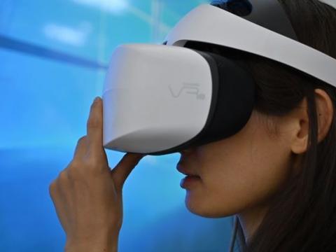 虚拟现实心理健康计划为寻求帮助的香港人提供新选择