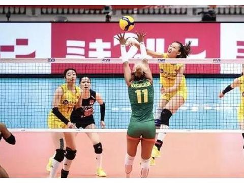女排世界杯二连胜!兰州女孩王媛媛获首发取5分