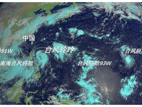 拉尼娜开始发威?美国专家:接下来西太平洋台风或不活跃
