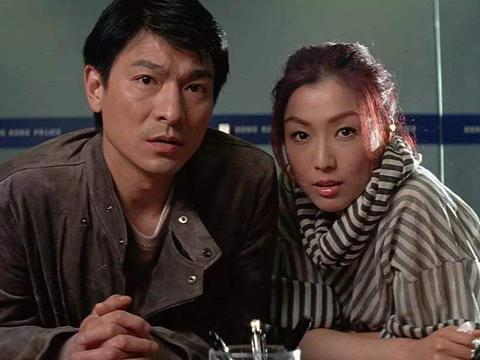 15年前刘德华郑秀文组侠盗CP,《龙凤斗》里的爱情才真甜进心里