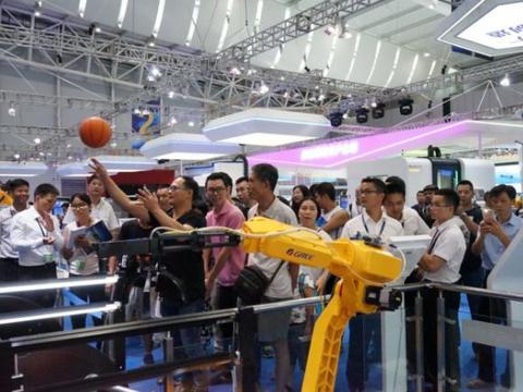 格力新系列机器人,国际领先水平