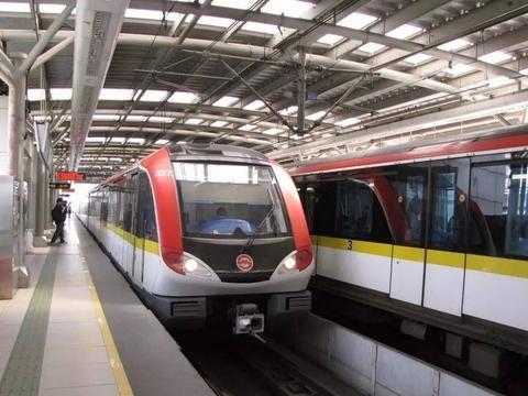 上海又在规划新的地铁线,是一条北部的切向线