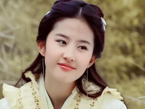 刘亦菲最美的10个古装角色,颜值巅峰时,杨幂、迪丽热巴都要让步