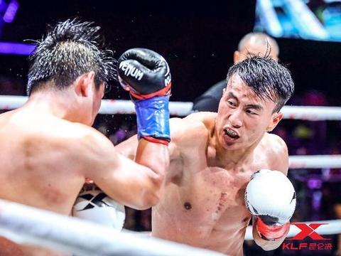 孙志祥碾压泰国MAX冠军,终结昆仑决翻车魔咒,要替位宁辉复仇