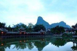 广西有座千年古镇,位居中国十大最美古镇之首,门票100元一张