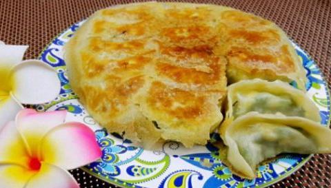 """煎水饺不要再直接加水了,加上一点""""它"""""""