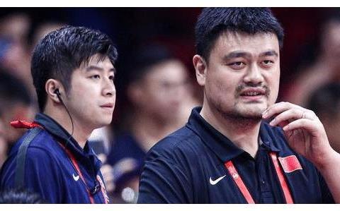 中国男篮世界杯失利,姚明却升了官,这下中国队有救了