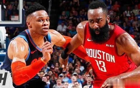NBA百强榜,火箭队上榜5人,新赛季火箭队能否夺得总冠军