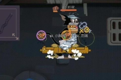 猫和老鼠:雪堡地图新增NPC彩蛋!只要进来这里就能获得盔甲!