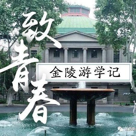 南京最美的秋天,就藏在这些高校!打卡完4所,我想回去读大学|游遍江苏