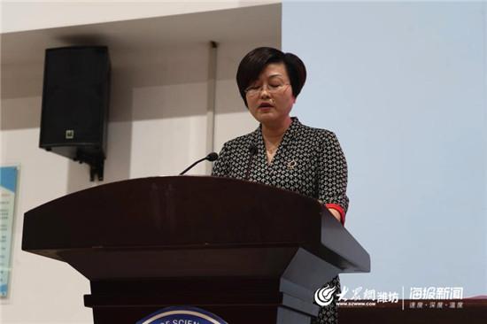 """寿光市举行2019年""""全国科普日""""活动启动仪式"""