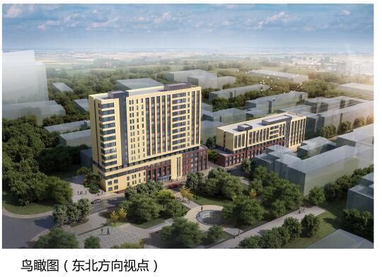 青岛科技大学要建两栋学生公寓楼,总建面28322.69㎡
