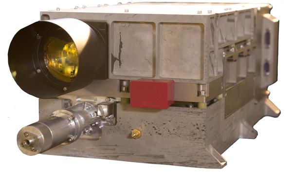 工博会 为嫦娥四号扫描着陆地形,这只激光眼用了0.25秒