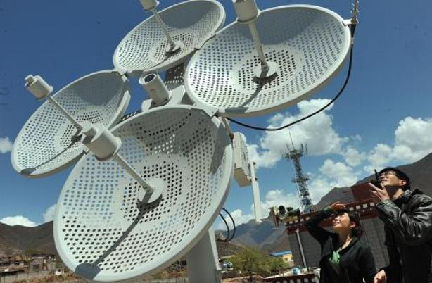 我国首部C波段相控阵天气雷达投入试验